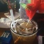 Tradewinds Lounge cocktail